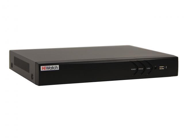 цена на Видеорегистратор HiWatch DS-N308/2 (B) 8-ми канальный IP-регистратор