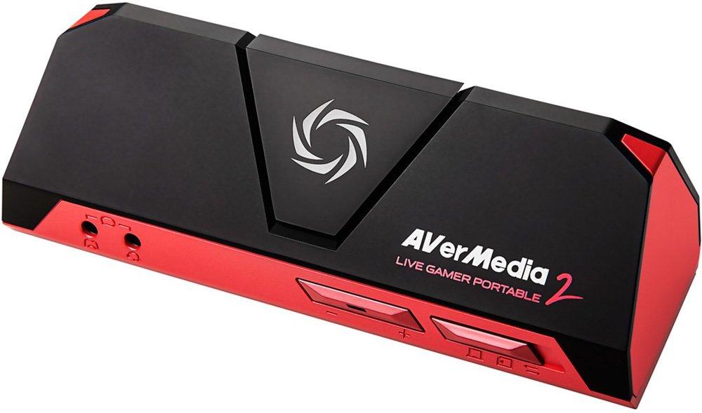 Карта видеонаблюдения внешний Avermedia Live Gamer Portable 2 HDMI