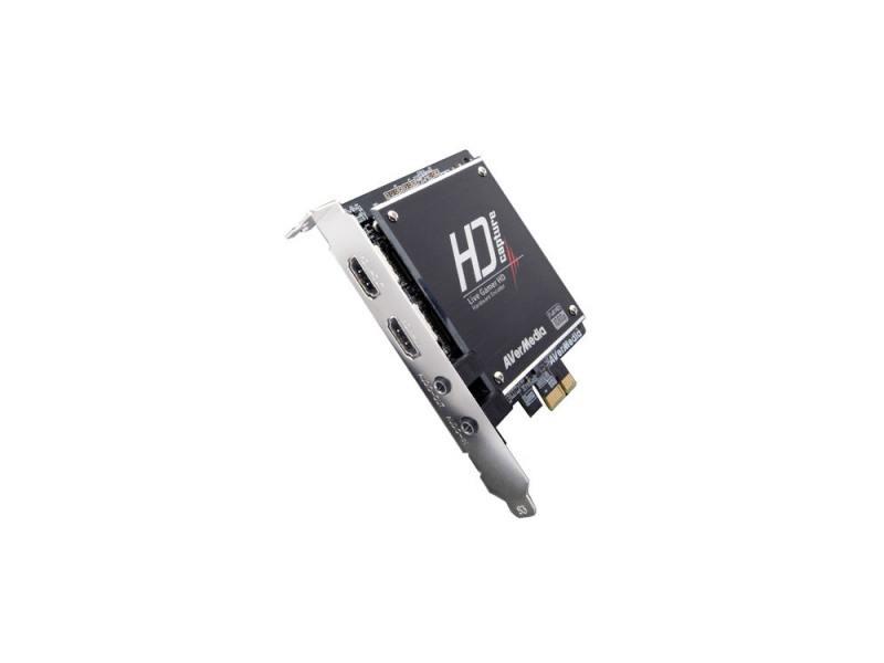 Карта видеонаблюдения PCI-E Avermedia Live Gamer HD внутренний DVI  HDMI карта видеонаблюдения pci e avermedia live gamer hd внутренний dvi hdmi