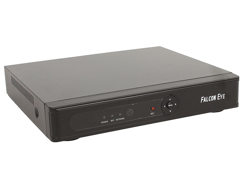 Комплект IP видеонаблюдения Falcon Eye FE-1104WIFI KIT камера видеонаблюдения falcon eye fe b720ahd