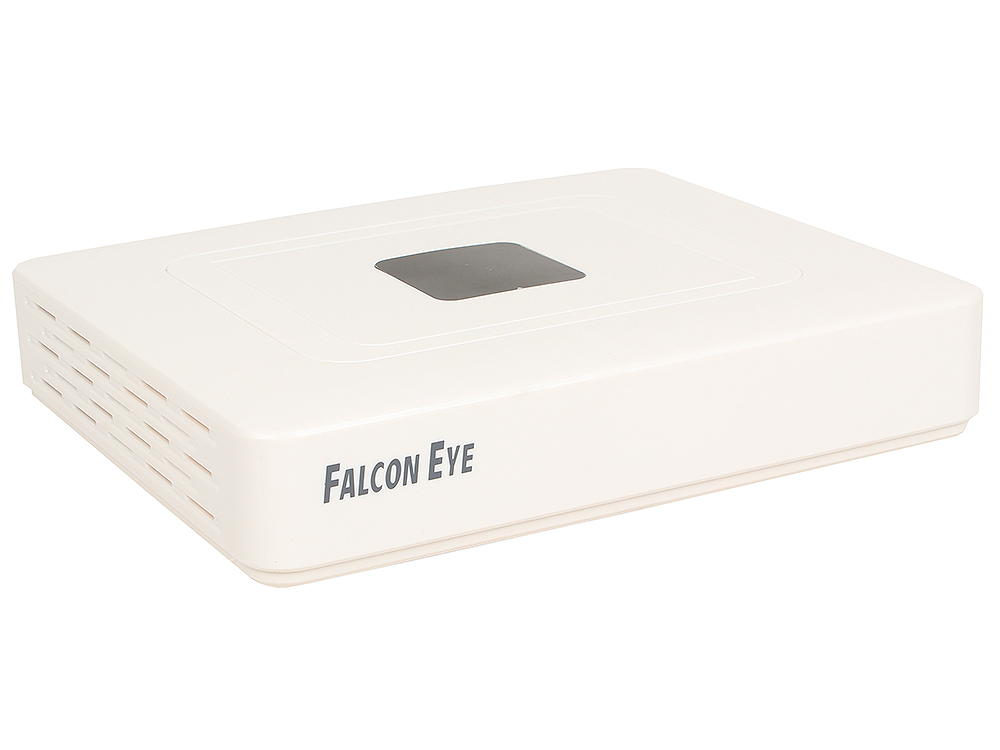 Комплект видеонаблюдения Falcon Eye FE-104D KIT Light Комплект видеонаблюдения 4 канальный + 2 камеры falcon eye fe 104ahd kit дом комплект видеонаблюдения