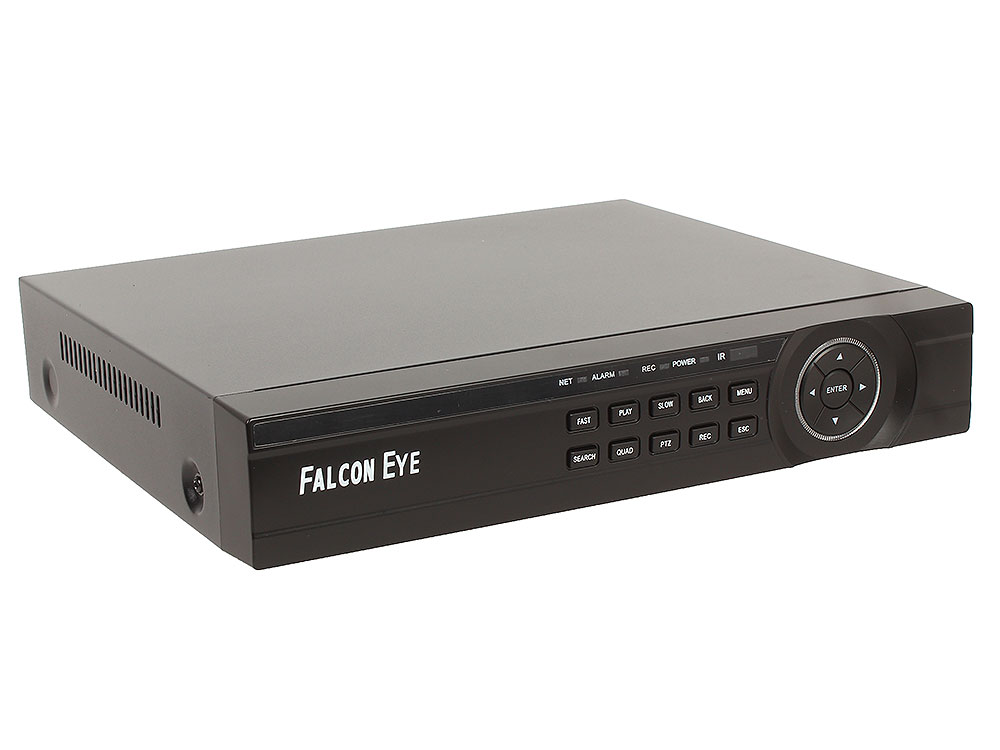 Комплект видеонаблюдения Falcon Eye FE-104D-KIT Офис falcon eye fe 104ahd kit дом комплект видеонаблюдения