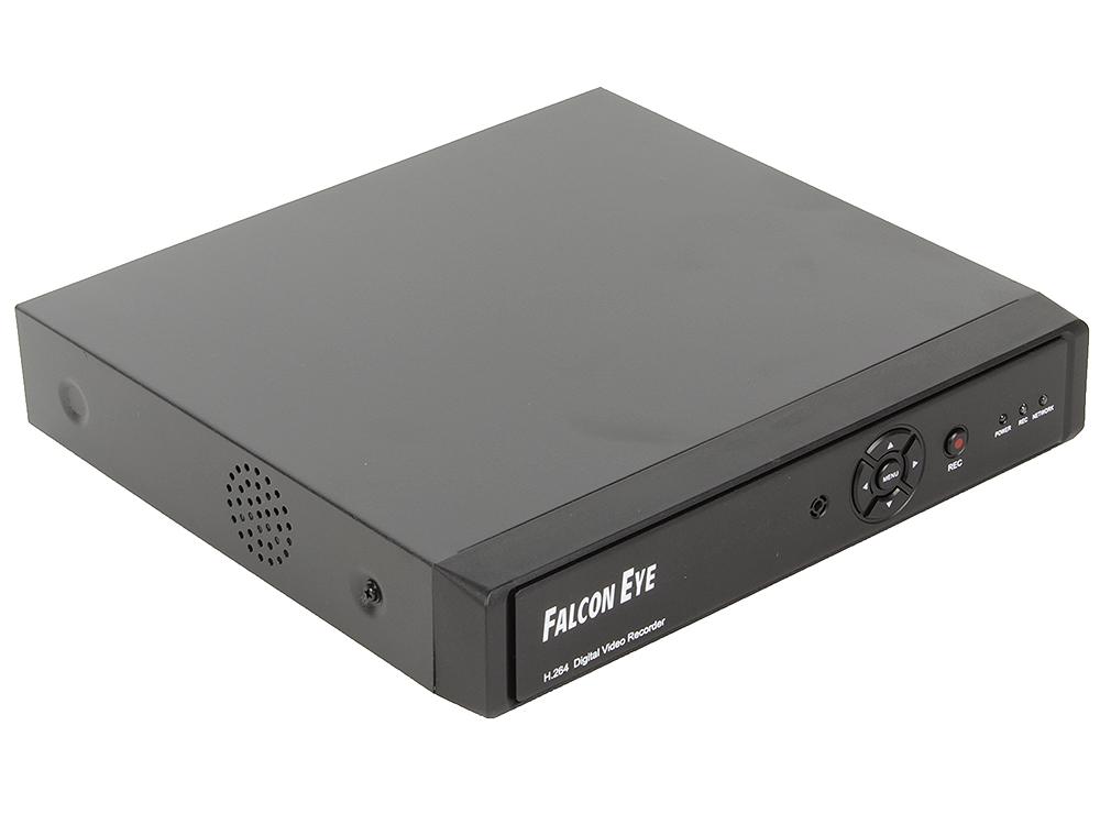 Комплект видеонаблюдения Falcon Eye FE-104AHD-KIT ОФИС комплект видеонаблюдения falcon eye fe 0216de kit pro