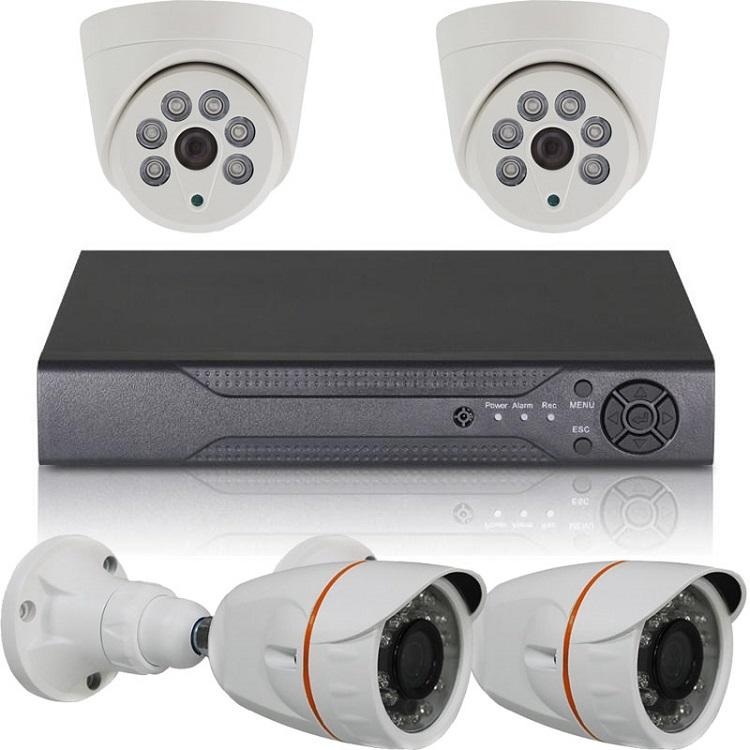 Комплект видеонаблюдения ORIENT XVR+2D+2B/720p