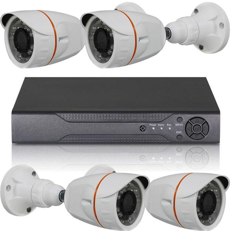 Комплект видеонаблюдения ORIENT XVR+4B/720p