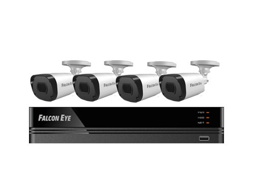Комплект видеонаблюдения Falcon Eye FE-1108MHD KIT SMART 8.4 8CH H.264+ 1080P Lite 15fps 5 in 1 DVR :8ch 1080P Lite 15fps Recording/4ch PlaybackVideo sannce 8 channel 720p 1080n h 264 video recorder hdmi network cctv dvr 8ch for home security camera surveillance system kit