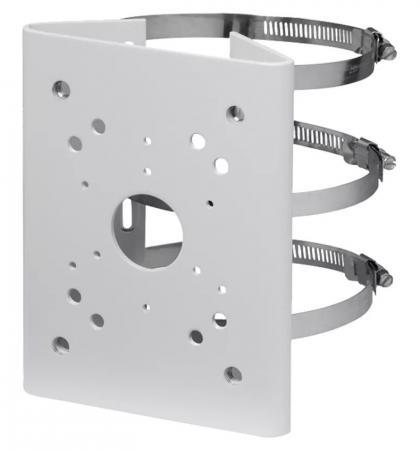 Картинка для Кронштейн Dahua DH-PFA150 для крепления на столб видеокамер серий HFWxxS HFWxxR-Z/VF SD60/6AE/6AL SD