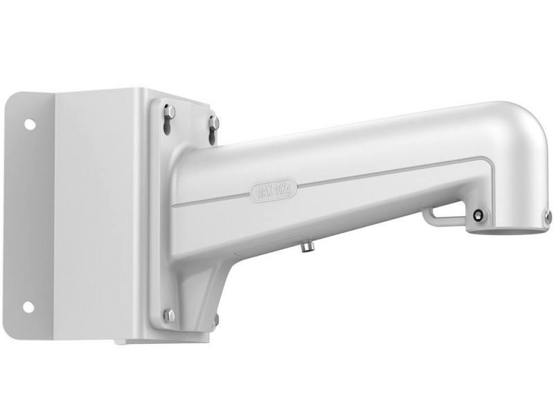 Кронштейн для камер Hikvision DS-1602ZJ-CORNER алюминиевый белый
