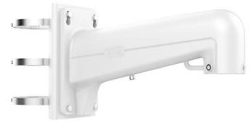 Кронштейн для камер Hikvision DS-1602ZJ-POLE алюминиевый белый