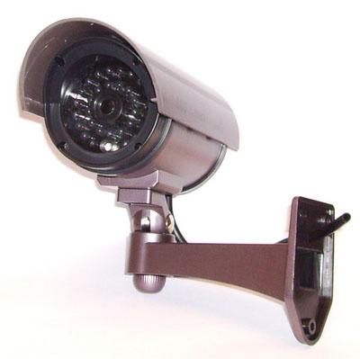 Муляж камеры видеонаблюдения Orient AB-CA-11, LED (мигает), для наружного наблюдения
