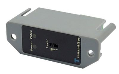 Активный передатчик видеосигнала Orient NT-2401T одноканальный, по витой паре, макс.дистанция 1200м для цветного / 2000м для ч/б сигнала, встроенный у