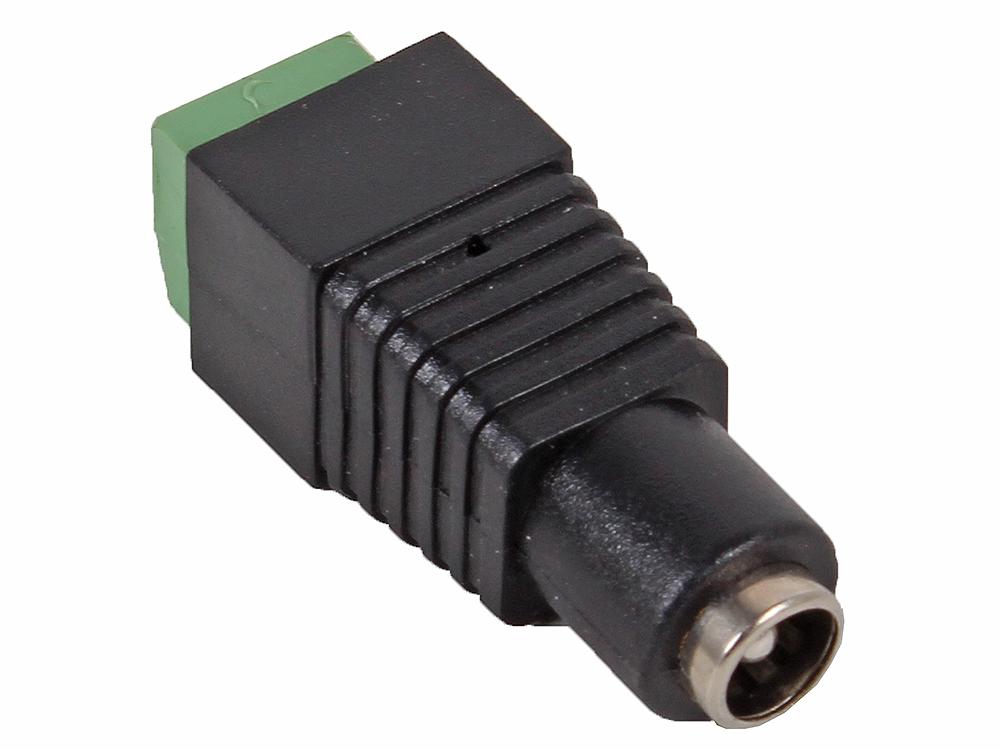 Разъем Falcon Eye W-PC101 питания DC (мама) для питания видеокамер 2 пина.