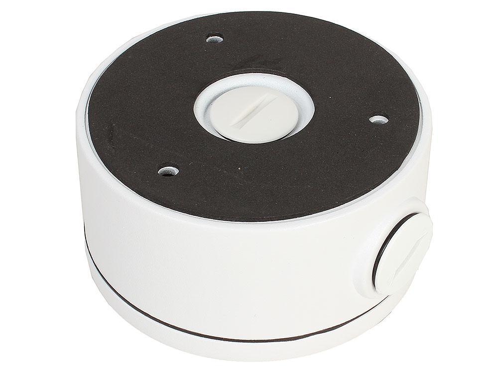 Распределительная коробка SAB-33/950WP для монтажа AHD/IP камер Orient серий 33/950, ?108мм x 52мм, влагозащищенная, 2 гермоввода, алюминий, цвет белы камера видеонаблюдения orient ip 33 sh24bp ip 33 sh24bp