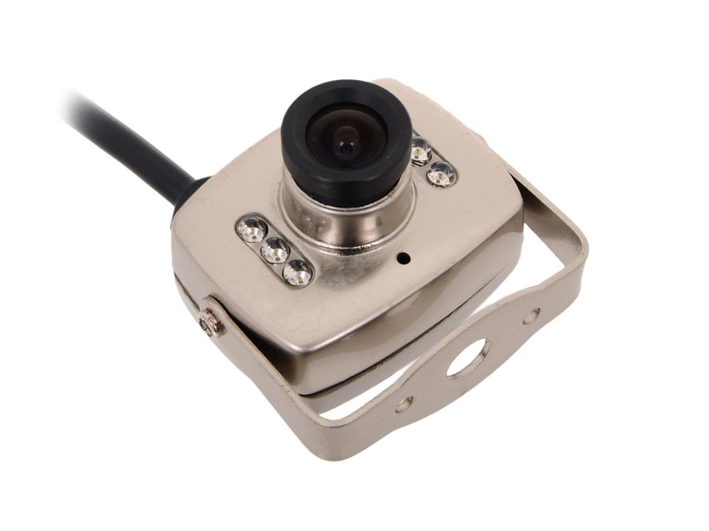 Камера наблюдения Orient CS-300A для установки внутри помещений, БП в комплекте, ret камера видеонаблюдения orient cs 300a cs 300a