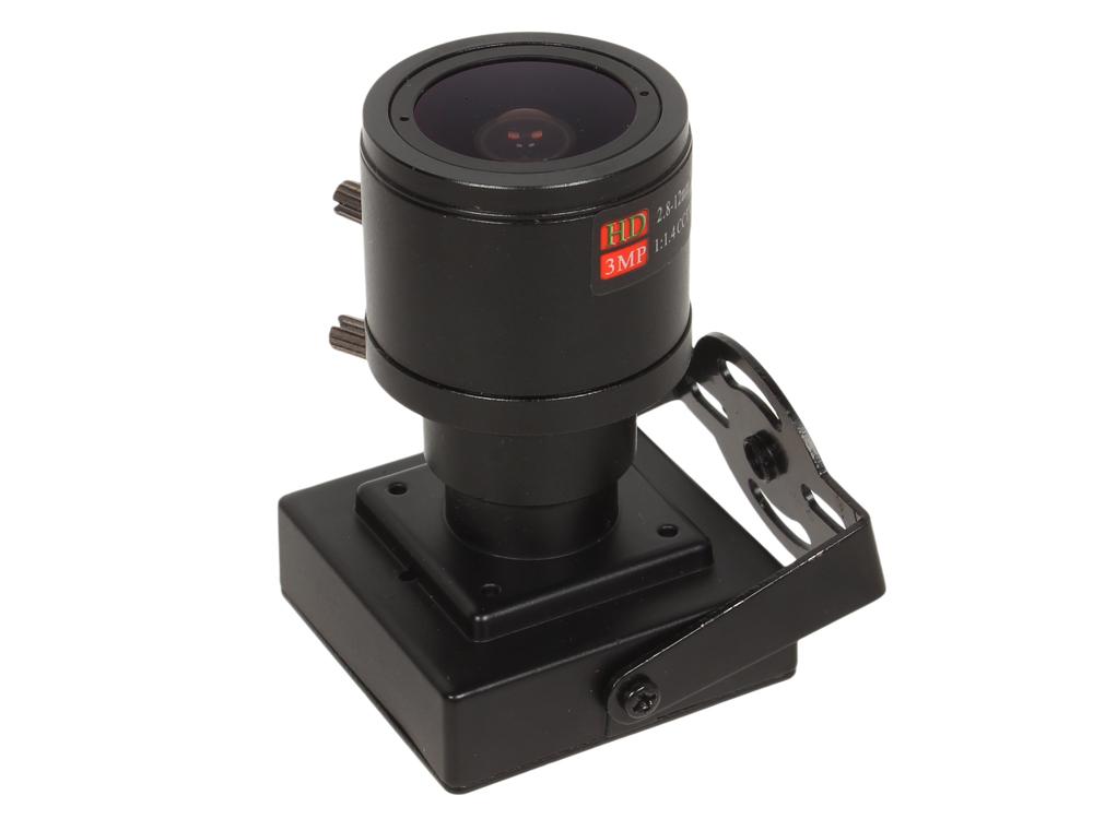 Камера наблюдения ORIENT AHD-90-ON10V миникамера с вариофокальным объективом, 2 режима: AHD 720p/CVBS 960H, 1Mpx/1000TVL CMOS OmniVision OV9712S, DSP камера видеонаблюдения orient ahd 90 on10v ahd 90 on10v