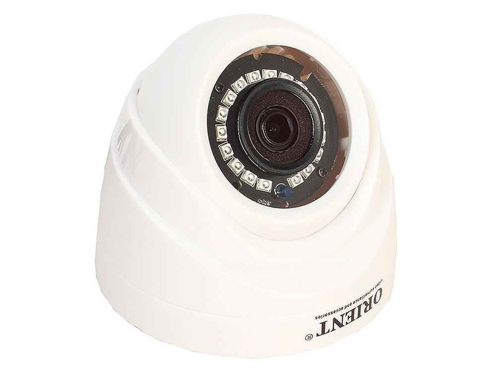 Камера наблюдения ORIENT AHD-940-OT10B-4 купольная 4 режима: AHD,TVI,CVI 720p/CVBS 960H, 1Mpx CMOS OmniVision OV9732, DSP HTC960, 3.6 mm lens, IR 20m, камера видеонаблюдения orient ahd 10g on10c ahd 10g on10c