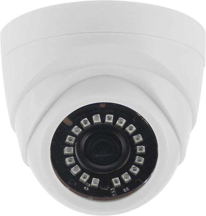 Камера наблюдения ORIENT AHD-940-OT10A-4 купольная 4 режима: AHD,TVI,CVI 720p (1280x720)/CVBS 960H, 1Mpx CMOS OmniVision OV9732, DSP