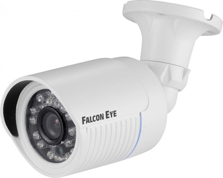 """Камера Falcon FE-IB1080MHD/20M Уличная цилиндрическая цветная гибридная видеокамера(AHD, CVI, TVI, CVBS), 1/2.8"""" Sony Exmor CMOS IMX322,"""