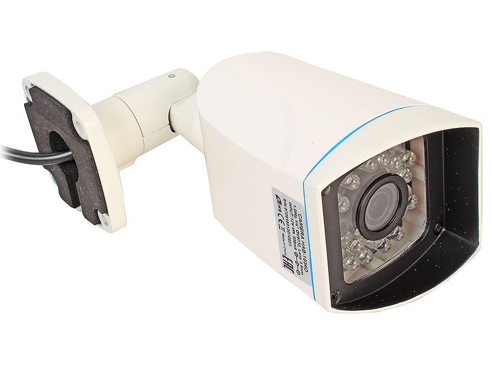 Камера Видеонаблюдения GINZZU HAB-1034O уличная камера 4 в1 (AHD,TVI,CVI,CVBS) 1.0Mp (1/4 OV9732 Сенсор, ИК подстветка до 20м, металлический корпус, [genuine] kpt 359h ahd tvi cvi dvb s2 digital satellite finder meter cctv camera lcd backlight kpt 359h plus button 4 3 inch