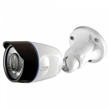 Камера Видеонаблюдения GINZZU HAB-2033P уличная камера 4 в1 (AHD,TVI,CVI,CVBS) 2.0Mp (1/2.7