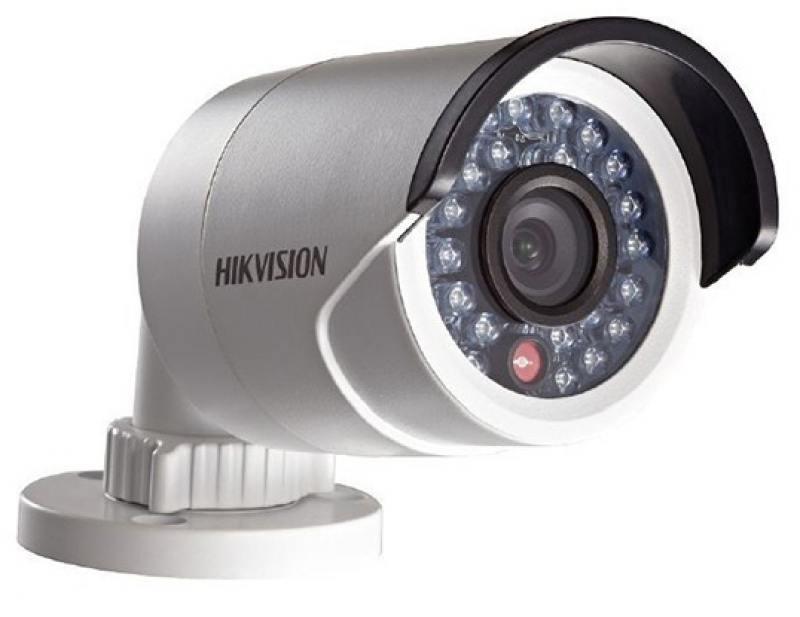 """Камера видеонаблюдения Hikvision DS-2CE16D1T-IR уличная цветная 1/2.7"""" CMOS 3.6 мм ИК до 20 м день/н"""