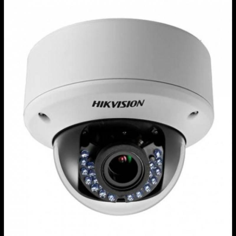"""Камера видеонаблюдения Hikvision DS-2CЕ56D1T-VPIR уличная купольная цветная 1/2.7"""" CMOS ИК до 20 м д"""