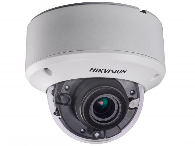 Камера видеонаблюдения Hikvision DS-2CE56D7T-VPIT3Z CMOS 2.8-12мм ИК до 40 м день/ночь