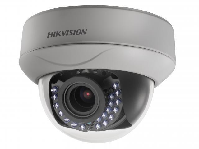 Камера видеонаблюдения Hikvision DS-2CE56D5T-AIRZ CMOS 2.8-12мм ИК до 30 м день/ночь