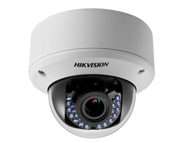 Камера видеонаблюдения Hikvision DS-2CE56D5T-AVPIR3Z CMOS 2.8-12мм ИК до 40 м день/ночь