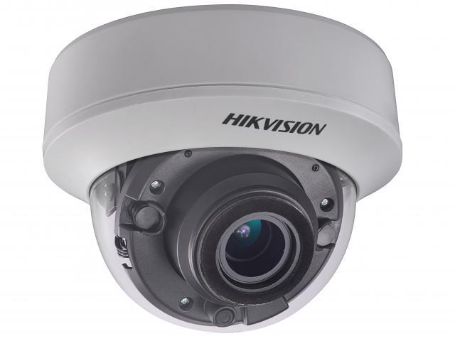 Камера видеонаблюдения Hikvision DS-2CE56D7T-AITZ CMOS 2.8-12мм ИК до 30 м день/ночь