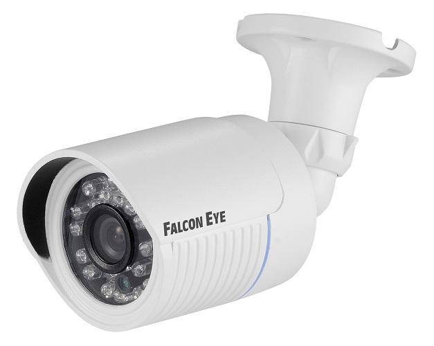 Картинка для Камера Falcon Eye FE-IB720MHD/20M-2,8 Уличная цилиндрическая цветная гибридная видеокамера(AHD, CVI, TVI, CVBS), 1/4' OV9732 1 Megapixel CMOS, 1280?72