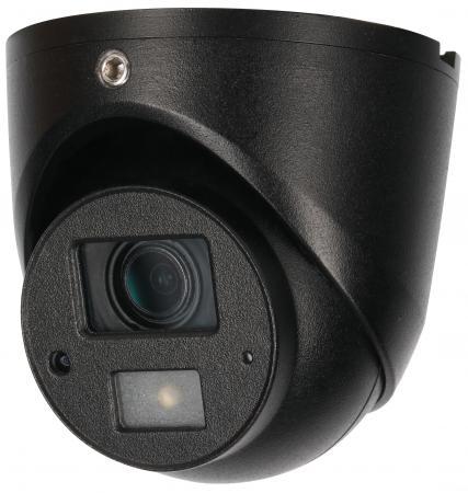 Камера видеонаблюдения Dahua DH-HAC-HDW1220GP-0360B 3.6-3.6мм цветная корп.:черный
