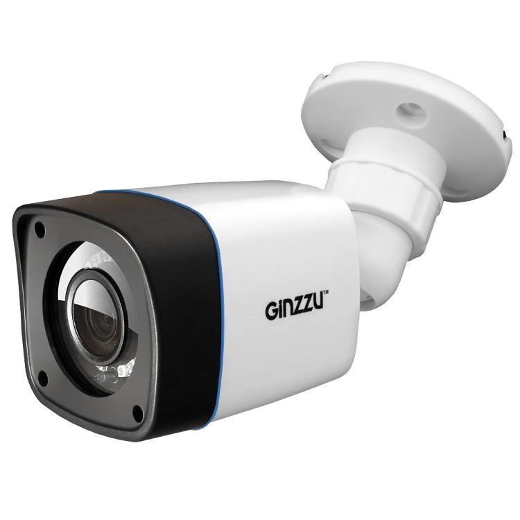 Камера видеонаблюдения GINZZU HAB-1032O ginzzu s5050