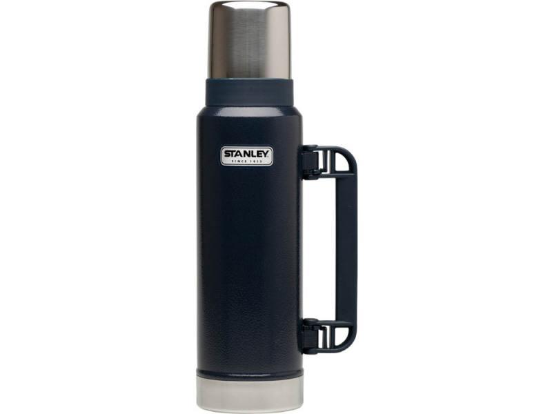 Термос Stanley Classic Vac Bottle Hertiage 1.3л синий 10-01032-043 термос stanley classic vacuum bottle heritage 1 3л 10 01032 037