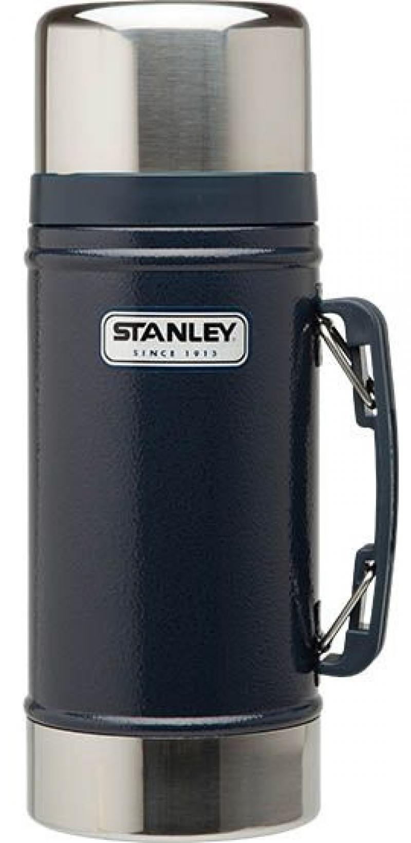 Термос Stanley Legendary Classic Food Flask 0.7л синий 10-01229-027 цена и фото
