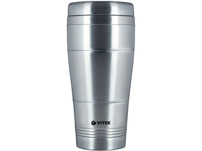 Термокружка VITEK VT-1520(SR) серебристый