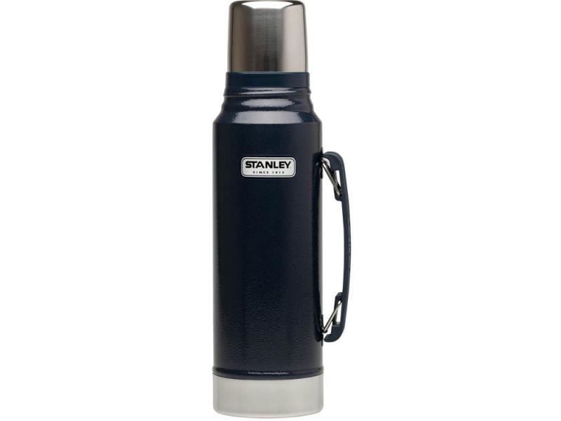 Термос Stanley Classic Vacuum 1л синий 10-01254-042 stanley 15 061