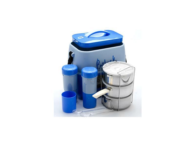 Термоконтейнер Mayer&Boch MB-23727 3.6л синий