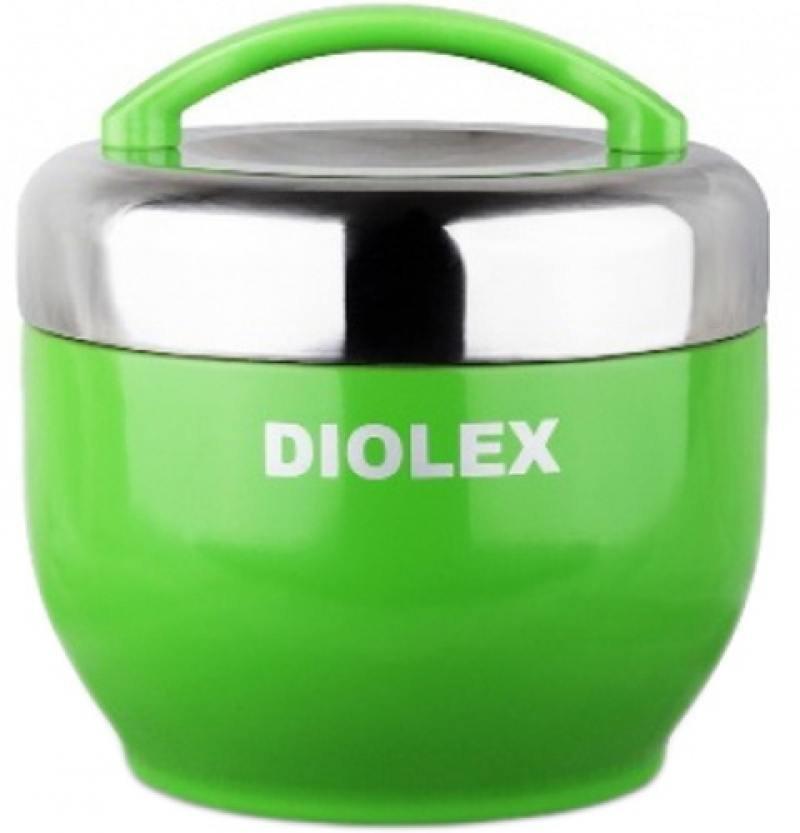 Термос Diolex DXС-1200-2-G 1.2л зеленый термос diolex 1 2l dxc 1200 2 b