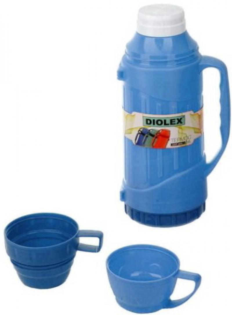 Термос Diolex DXP-3200-1-B 3.2л синий