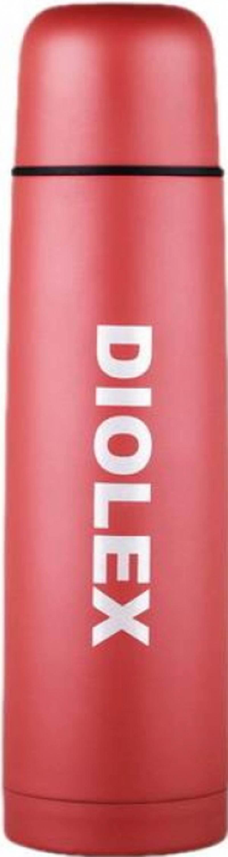 Термос Diolex DX-500-2-R 0.5л красный