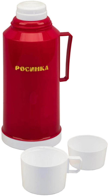 Термос Росинка РОС-207 красный