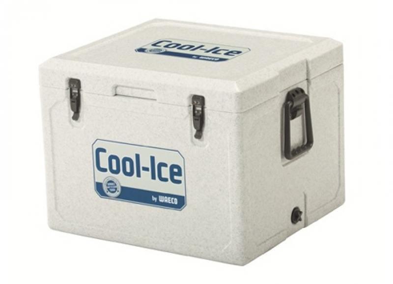Контейнер изотермический Waeco Icebox WCI-55 55л печь банная радуга пб31б навесной бак 55л