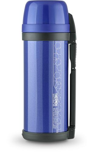 Термос Thermos FDH-2005 MTB Vacuum Inculated Bottle, 2 л (цвет синий)