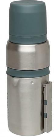 Термокружка Stanley Mountain 0.5л серебристый 10-01698-002