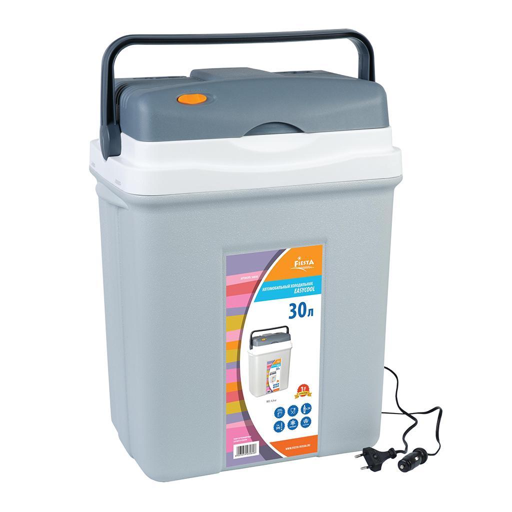 Холодильник автомобильный термоэлектрический Fiesta 30L (12V / 220V) автомобильный холодильник waeco tropicool tcx 35 33л