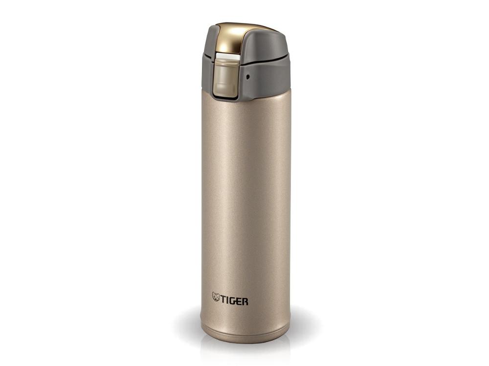Термокружка Tiger MMP-S030 Champagne Gold, 0.3 л (нержавеющая сталь, цвет шампанского)