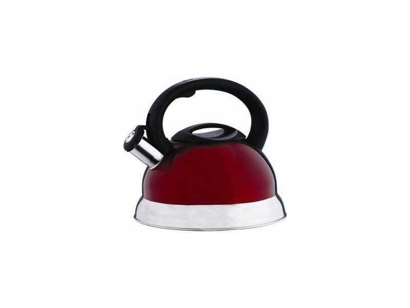 Чайник Bekker BK-S461 2.7 л нержавеющая сталь красный от OLDI