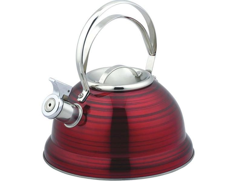 Чайник Bekker BK-S428 2.5 л нержавеющая сталь коричневый от OLDI