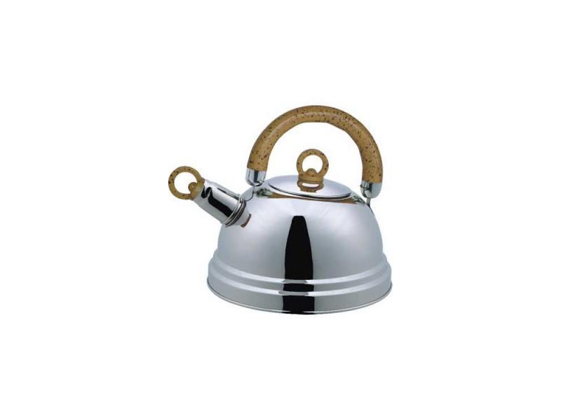 Чайник Bekker BK-S367M 2 л нержавеющая сталь серебристый чайник bekker bk s367m 2 л нержавеющая сталь серебристый